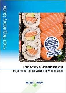 METTLER TOLEDO releases guides for food manufacturing productivity & compliance