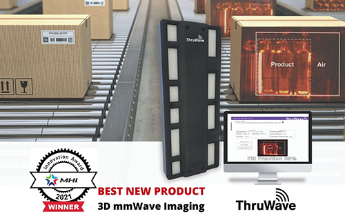 ThruWave 3Dmm Wave Imaging Named Best New Product Innovation, 2021 MHI Innovation Awards