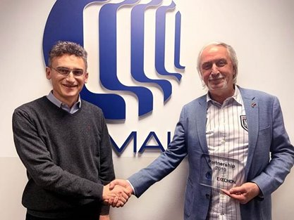 Comau announces partnership with Exechon to develop machining solutions