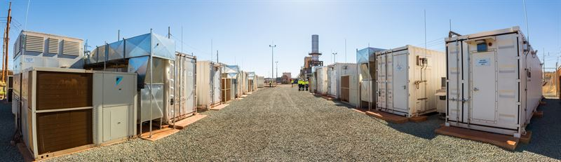 ABB helps Australian power station enable microgrid solution
