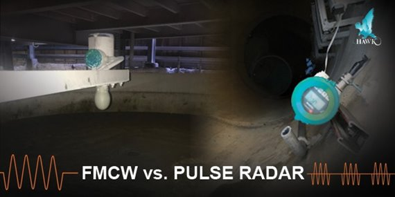 What is the Difference Between Frequency-Modulated Continuous-Wave (FMCW) and Pulsed Wave or Pulsed Width Radar?
