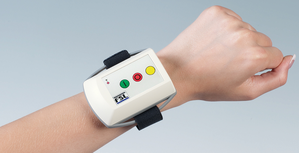 FSL Electronics introduces range of WEARABLE Industrial Remote Controls