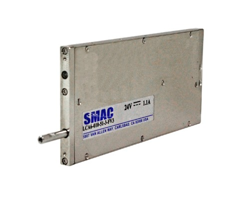 SMAC introduces LCA6 linear moving coil motor