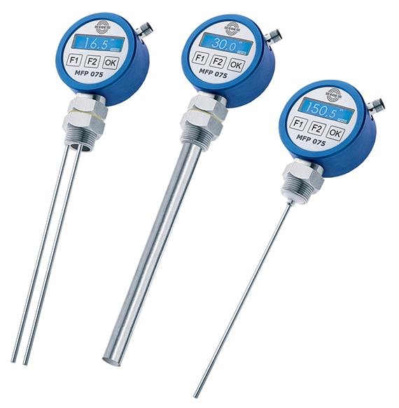 EGE introduces custom-assembled level sensors with guided microwave
