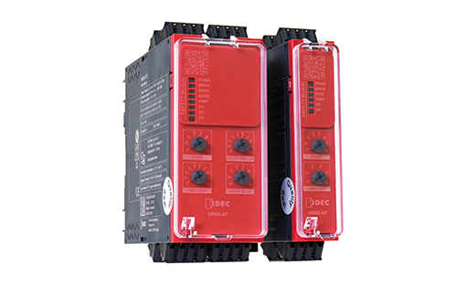 IDEC HR6S Safety Relay Module Includes Built-In IoT Connectivity and Diagnostics
