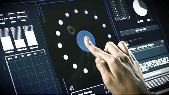 RAFI introduces TWIN TOUCH touchscreen control solutions