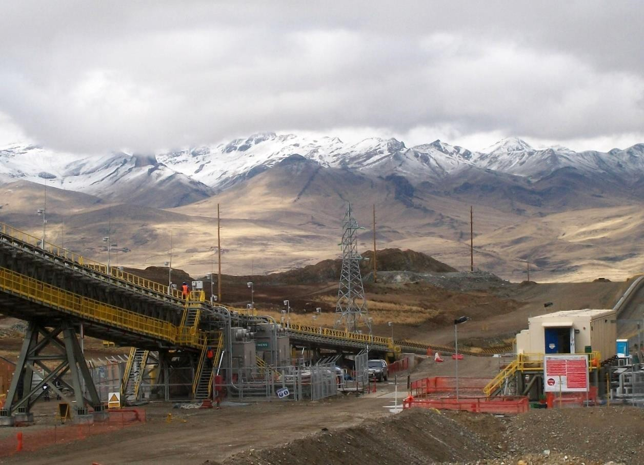Siemens supplies electrical equipment for underground copper mine in Mongolia
