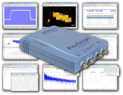 Saelig Introduces PS4227 PC Oscilloscope