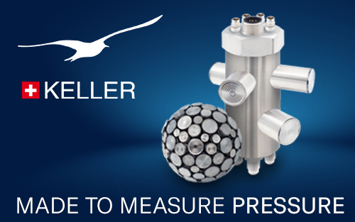If standard pressure products won't do, bring your unique requirements to KELLER.  KELLER's modular product design offers great flexibility and allows customized product adaptations without soaring costs, even for small production runs.