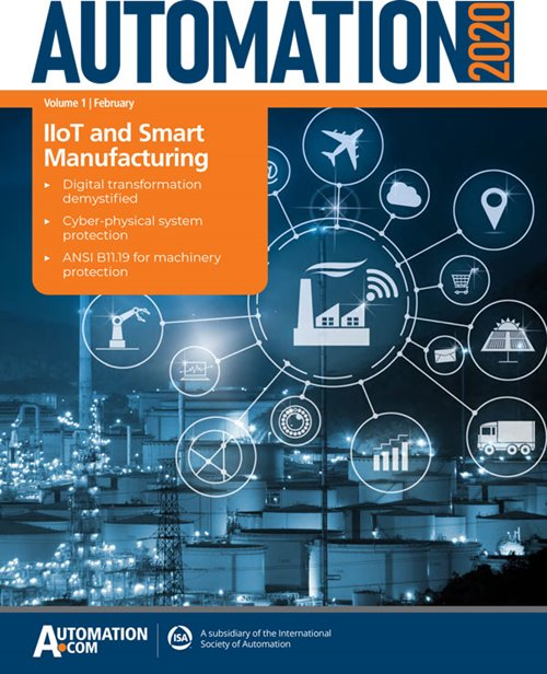 Automation 2020: IIoT and Smart Manufacturing