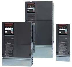 Mitsubishi Introduces A800 Variable Frequency Drive
