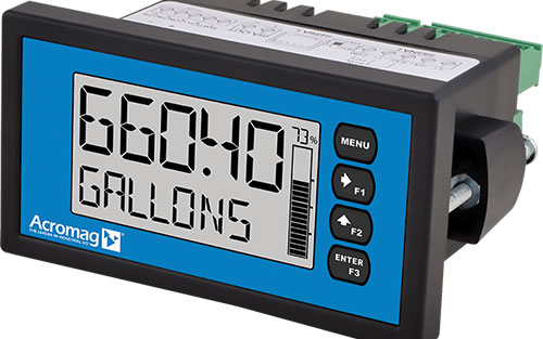 Acromag Introduces Loop-Powered Isolator/Alarm with Large LCD Display