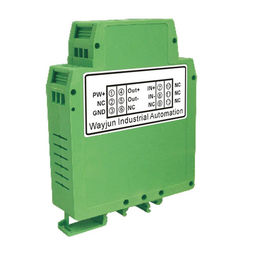 Frequency to Current/Voltage Isolated Converter/Transmitter
