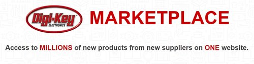 Digi-Key Electronics Launches Marketplace Initiative for U.S. Customers