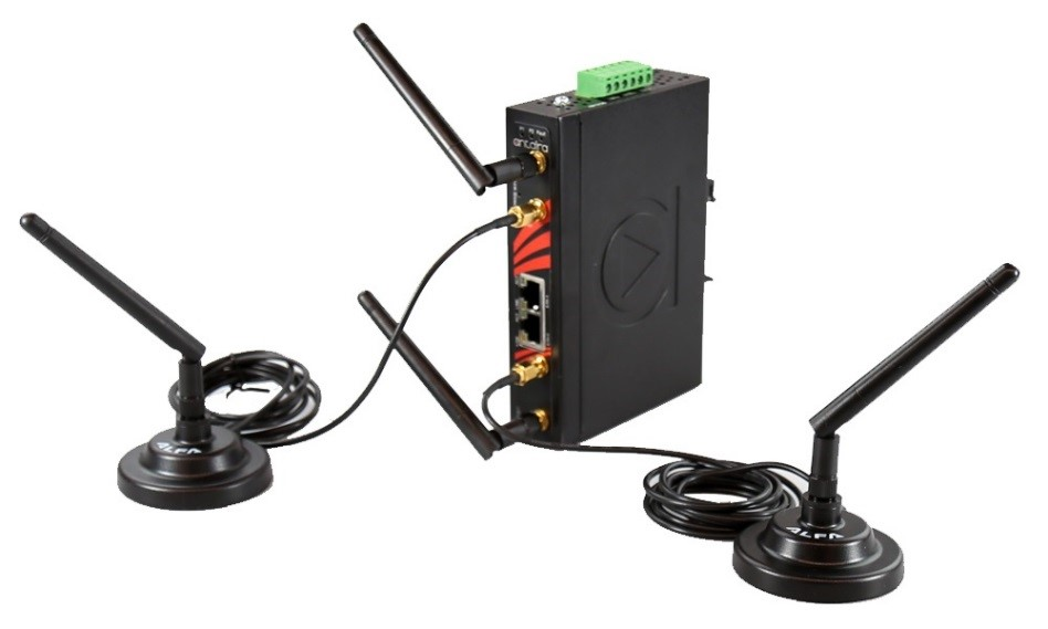 Antaira Technologies introduces ARS-7231-AC series industrial dual radio wireless with router capabilities