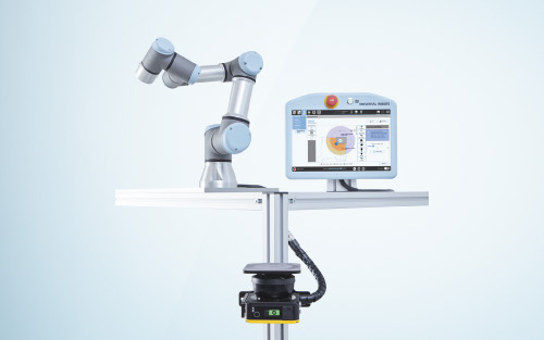 Get maximum safety on your collaborative robots with URCap: the fastest way to implement speed and separation monitoring for cooperative robot applications.
