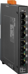 ICP DAS Introduces NSM-208A 8-port Ethernet Switch