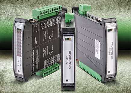 AutomationDirect announces STRIDE field I/O for Modbus TCP-capable systems