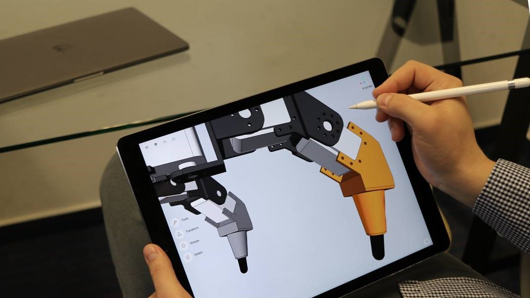 Shapr3D announces Shapr3D 3D CAD modeling application for iOS and iPad Pro