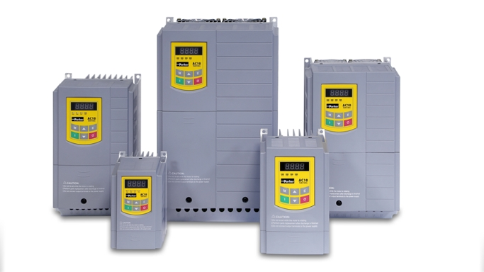 Parker Hannifin launches AC10 series variable frequency drives