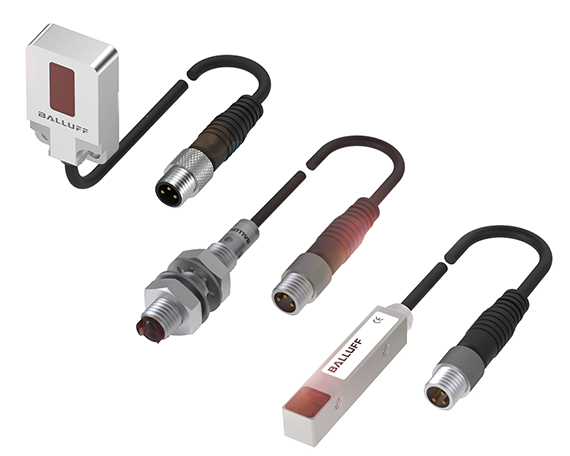 Balluff introduces Mini Photoeyes photoelectric sensors
