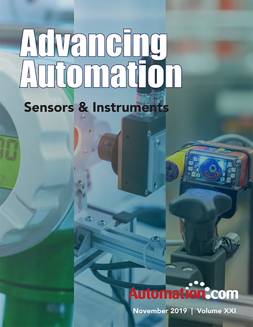 Advancing Automation: Sensors & Instruments