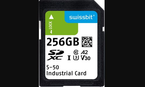Swissbit Presents High Reliability SD Memory Cards Series for Industrial Applications