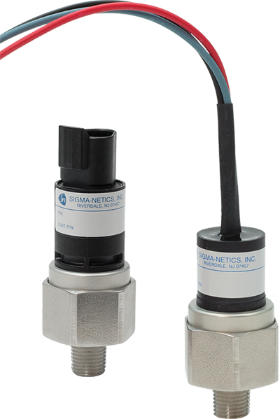 Sigma-Netics introduces 745 and 785 series of pressure switches