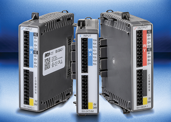 AutomationDirect releases BRX PLC I/0 expansion modules