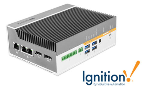 Logic Supply partners with Inductive Automation to introduce edge gateways with Ignition software