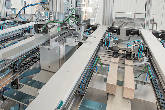 System introduces Multigecko Special automated sorting system