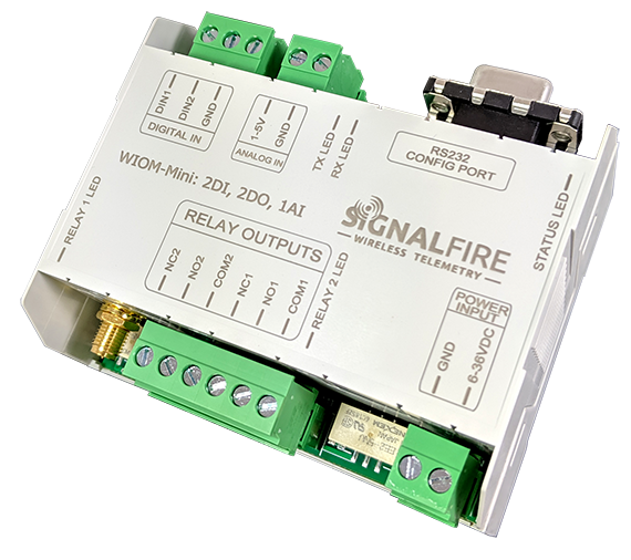 SignalFire Wireless Telemetry introduces Mini Wireless I/O Module