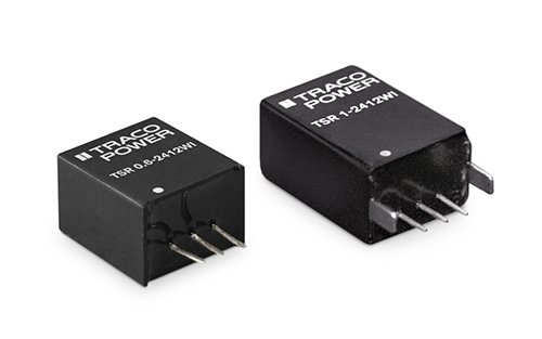 RS Components Launches 94% Efficient POL Converters Covering Most Standard Bus and Battery Voltages