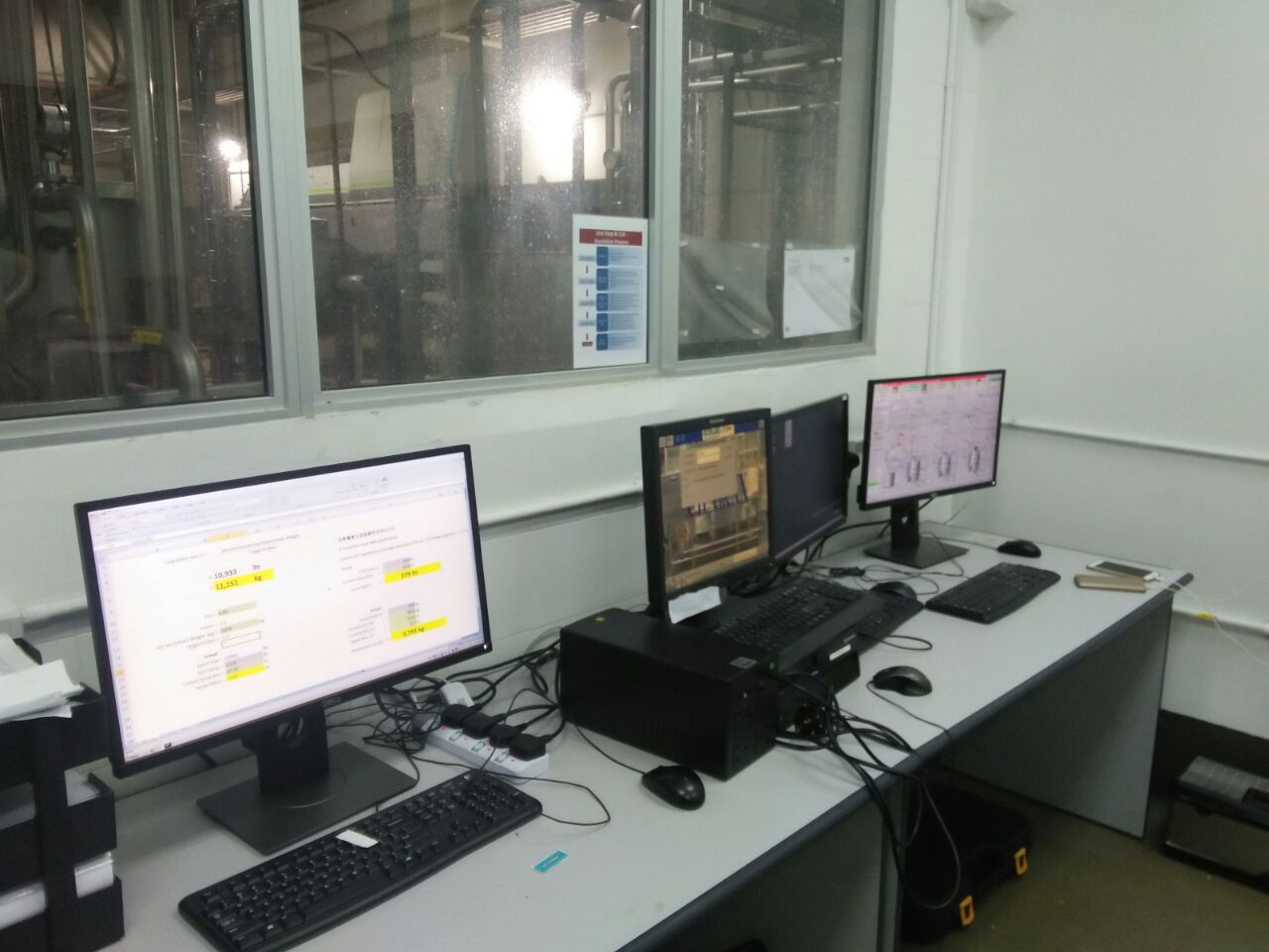 CMR helps Singapore beverage plant install new process batch control system