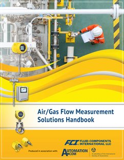 Reading this handbook will help you prevent problems and instead optimize air/gas flow meters to operate safely and effectively for the long haul with minimum cost.