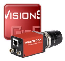 Microscan upgrades Visionscape machine vision software