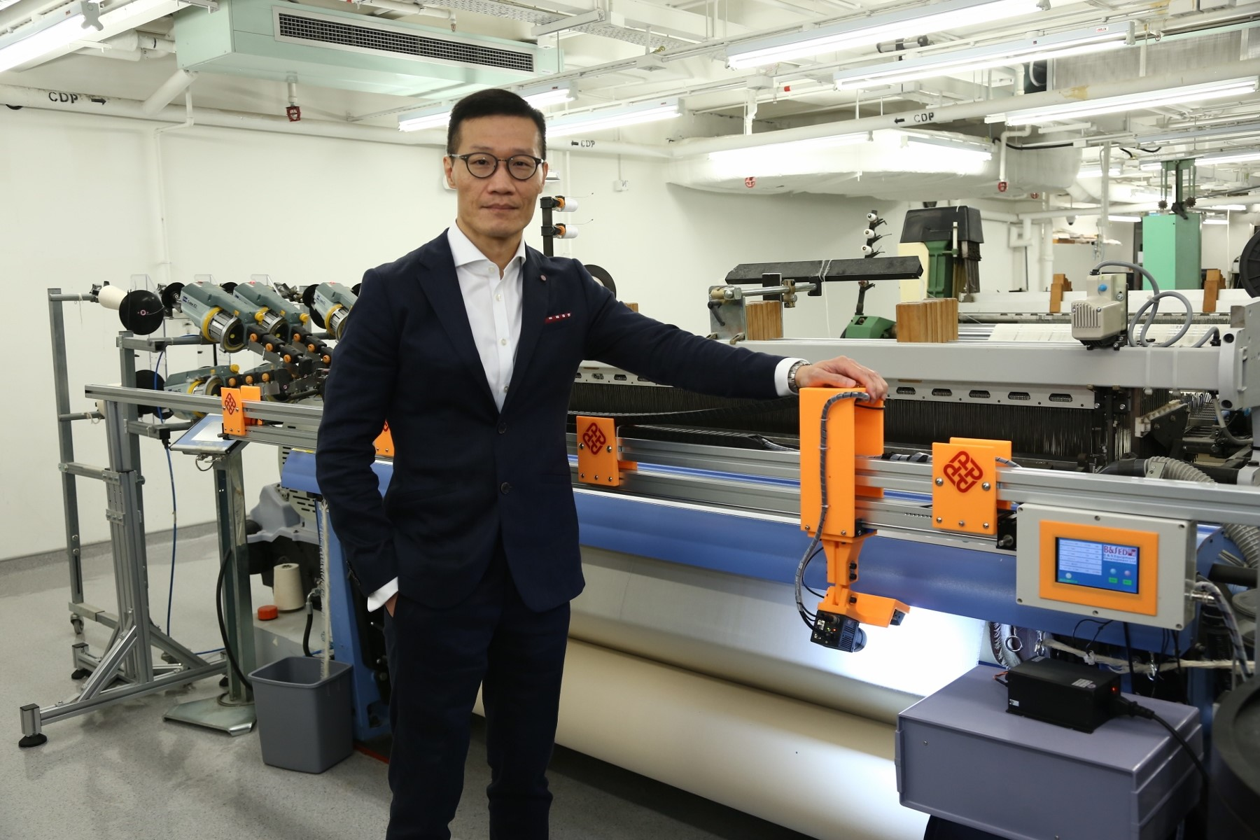 Hong Kong Polytechnic University develop WiseEye intelligent fabric defect detection system