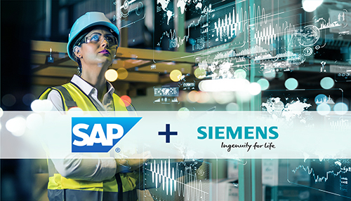 Siemens and SAP SE announces partnership to accelerate industrial transformation
