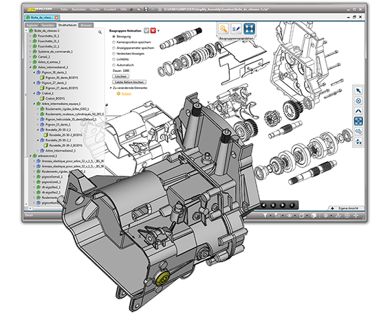 CoreTechnologie introduces 3D_Analyzer CAD viewer for conversion software