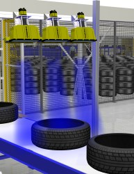 Cognex introduces Tire Solutions vision system