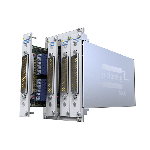 Pickering Interfaces introduces  BRIC Large PXI Matrix Modules