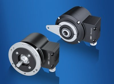 Baumer introduces HMG 10 and PMG 10 encoders