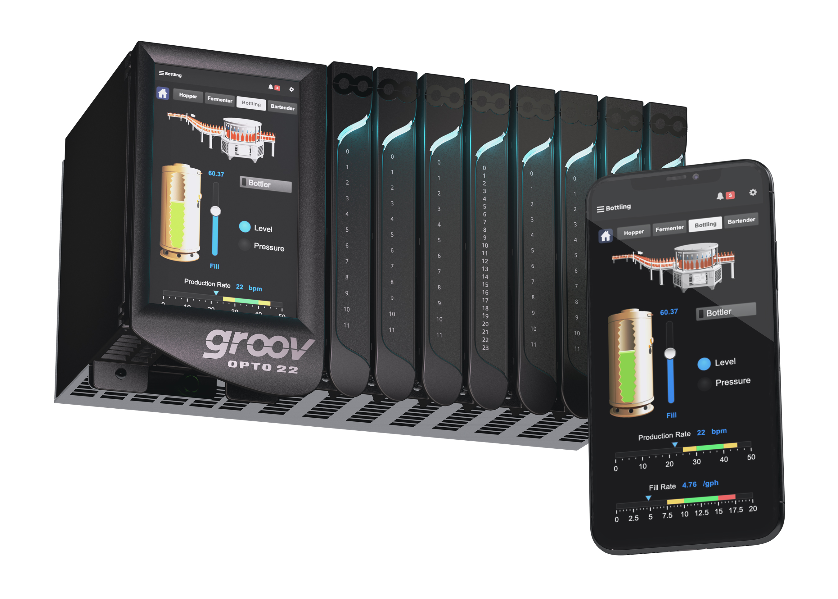 Opto 22 announces firmware update 1.4.1 for groov EPIC Edge Programmable Industrial Controller