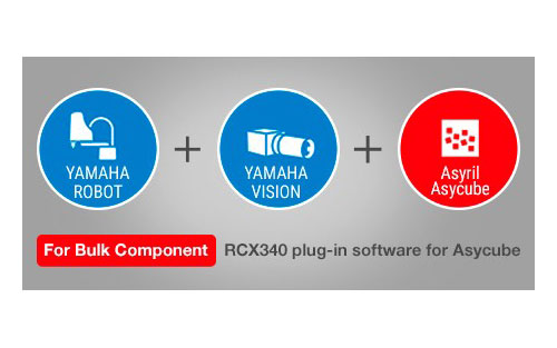 Yamaha Reveals Robot Flexibility Boost With Software Pack for Asycube Vibration Feeder