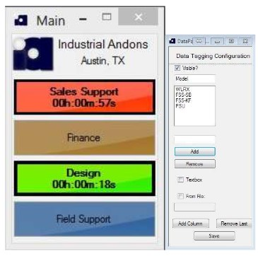 Industrial Andons releases Virtual Andon software