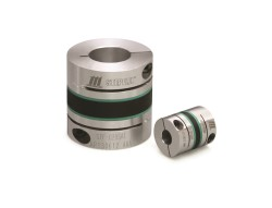 Miki Pulley announces Step-Flex Shaft Coupling