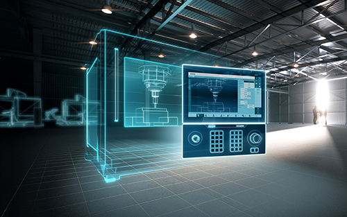 Siemens' SINUMERIK CNC Becomes a Digital Native Machine Tool Control