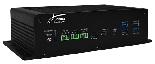 Pleora Technologies announces technology partnership with Neurocle