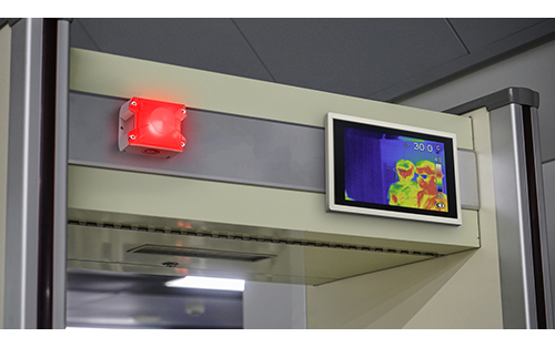 Pfannenberg Offers PY L-S LED Signaling Device for Use To Convey Normal and Irregular Activity