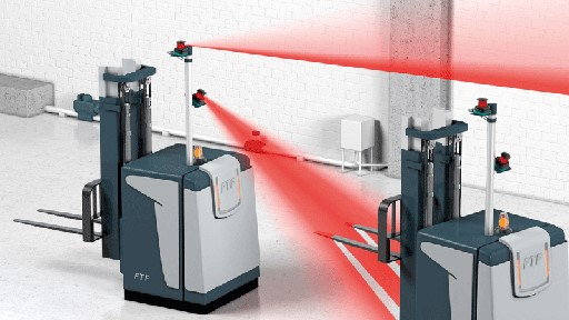Pepperl+Fuchs introduces R2000 Detection Laser Scanner